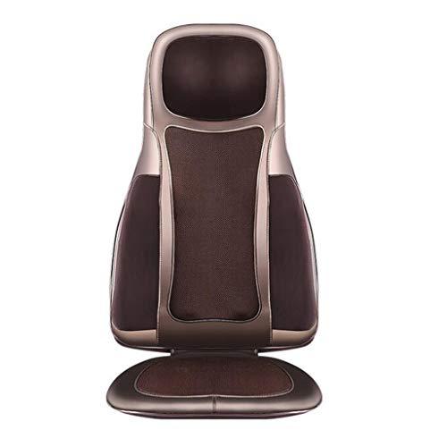 Massagestoelen zitkussens luxe massagekussen kussen bekleding elektrische massagestoel voor thuis bureaustoel massagekussen stereo-airbag-massagestoel geschenk voor ouders
