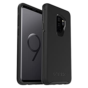 OtterBox SYMMETRY SERIES Case for Samsung Galaxy S9+ - Retail Packaging - BLACK