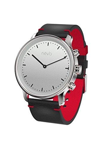 Nevo Smartwatch Graphit Balade Parisienne Smartuhr