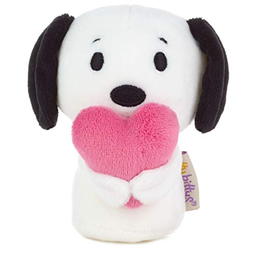itty bittys Peanuts Snoopy Heart for You Stuffed Animal