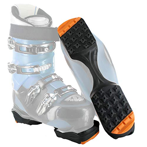 YakTrax Ski Boot Cat Tracks and Sole Protection Cleats