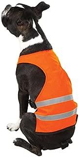Bright and Reflective Safety Vest - Orange