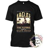 Hotel-California_-Eagles_t-Shirt t-Shirt for Men, t-Shirt for Women Black