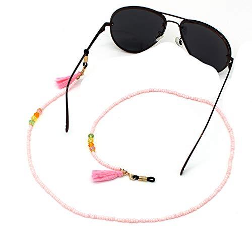 Lanyards 20 colores gafas cadena de gafas cordón correa para el cuello cuerda gafas de sol cadenas collar gafas de lectura
