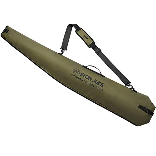 "IRON JIA'S Waterproof Long Rifle Case 61"" x 12"" Floating Tactical Scoped Gun Dry Bag ar15 Accessories"