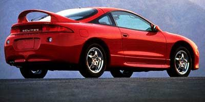 ... 1998 Mitsubishi Eclipse GS-T, 3-Door Coupe Turbo Automatic Transmission