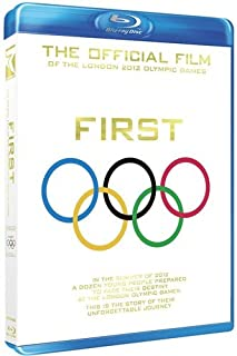 First - The Official Film of the London 2012 Olympic Games [Blu-ray] [DVD] (B009T44KAE) | Amazon price tracker / tracking, Amazon price history charts, Amazon price watches, Amazon price drop alerts
