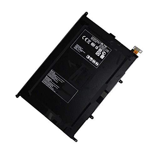 WXKJSHOP - Batería de repuesto compatible con LG Optimus GPad G Tablet 8.3 V500 VK810 BL-T10 (3,75 V, 4600 mAh)