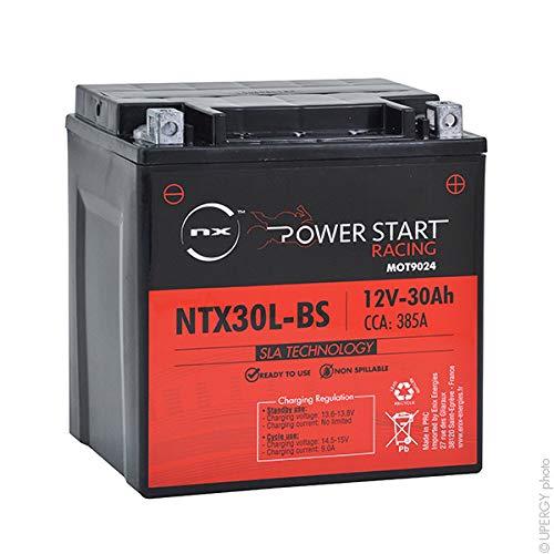 NX - Batería Moto YTX30L-BS/ NTX30L-BS 12V 30Ah