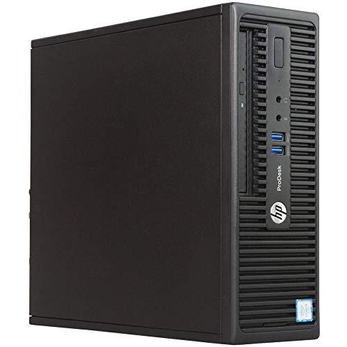 中古パソコン Windows10 デスクトップ 一年保証 HP ProDesk 400 G3 SFF Core i5 6500 3.2(~最大3.6)GHz MEM:8GB SSD:240GB(新品) DVD-ROM Win10Pro64Bit