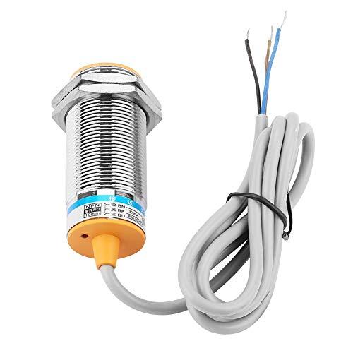 Induktiver Näherungsschalter, 10mm Induktiver Näherungssensor-Schalter DC NPN 3-Draht-Schließer LJ30A3-10-Z/BX