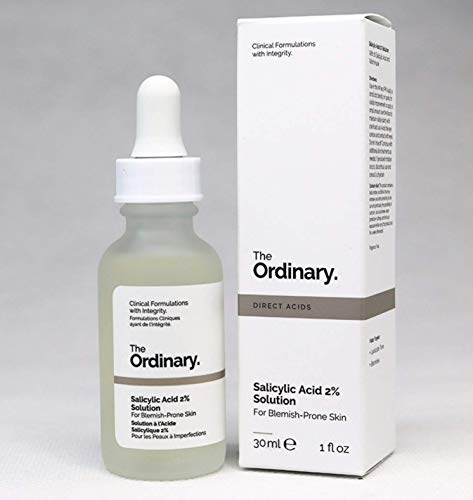The Ordinary Salicylic Acid 2% Solution 30ml Hautabschälung Exfolia