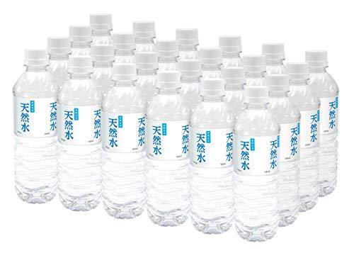 [Amazon限定ブランド] 美飲生活 天然水 500ml ×24本