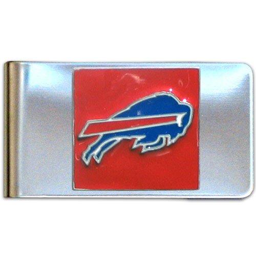 Siskiyou Gifts Co, Inc. NFL Buffalo Rechnungen Stahl Geld Clip