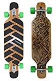 Koston Longboard Drop Through Komplettboard Cruiser Tian Jun 40.0...