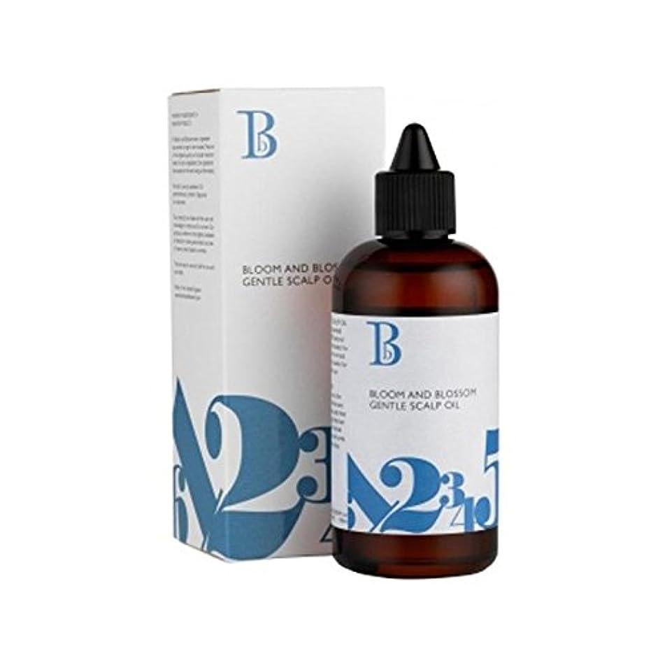 爪小説ボランティアBloom And Blossom Gentle Scalp Oil (100ml) - ブルーム、ブロッサム、穏やかな頭皮オイル(100ミリリットル) [並行輸入品]