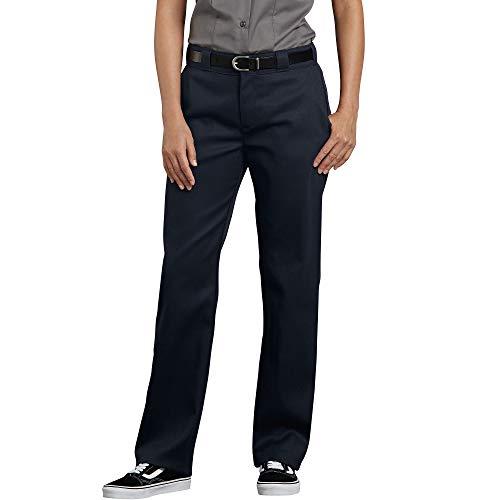 Dickies Damen Flex Original Fit Work Pants Arbeitshose, Dunkles Marineblau, 38