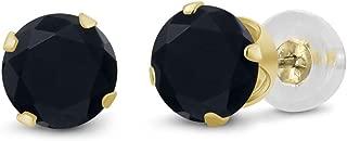 14 carat black gold