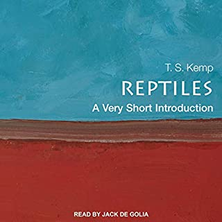 Reptiles audiobook cover art
