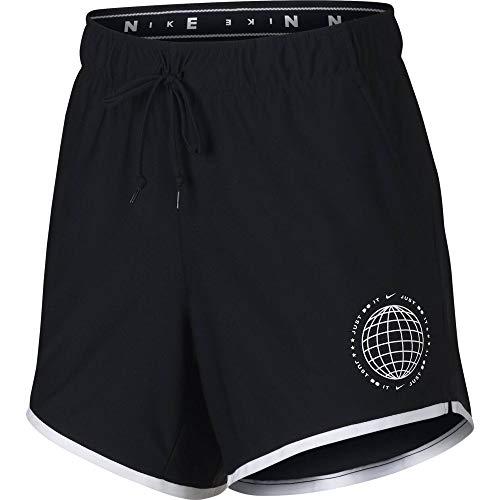 Nike W Nk Dry Short Attk Grx Su19 Pantalón, Mujer