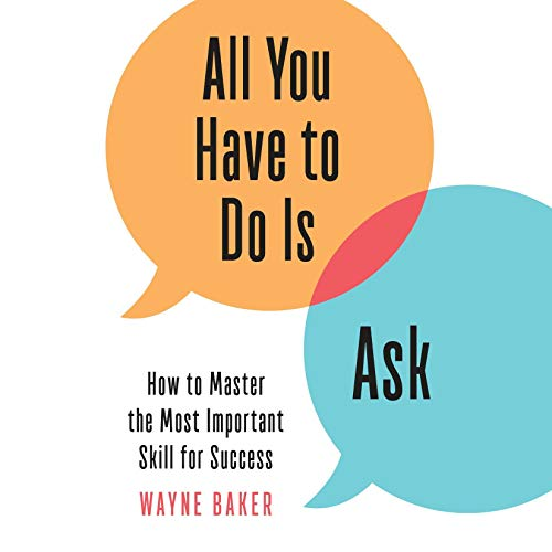 All You Have to Do Is Ask cover art