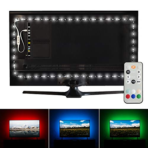 """Luminoodle Professional Bias Lighting for HDTV 
