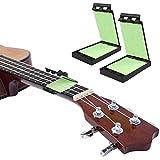 2 Piezas Limpiador para Guitarra Eléctrica de Cuerdas y Diapasón, para Bajo Eléctrico y Instrumentos de Cuerda