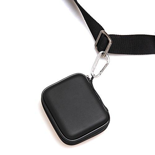 Hermitshell Hard EVA Protective Travel Case Carrying Bag for HooToo TripMate Elite Wireless Travel Router USB Port 6000mAh External Battery HT-TM06