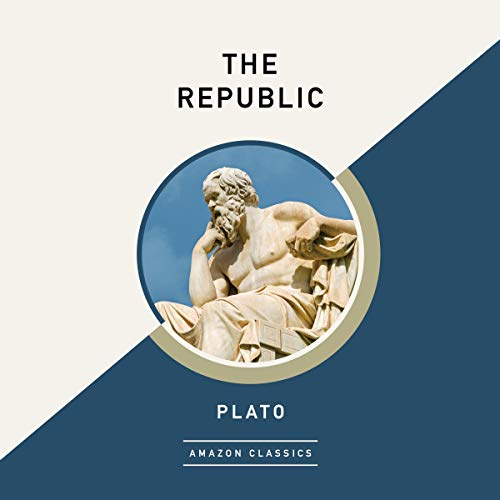 The Republic (AmazonClassics Edition) audiobook cover art