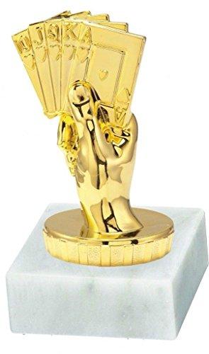 RaRu Poker/Skat-Pokal mit Wunschgravur