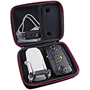 Skyreat Portable Hard Carrying Case Compatible with DJI Mavic Mini, Fit for Remote Controller & Batteries and Other Accessories