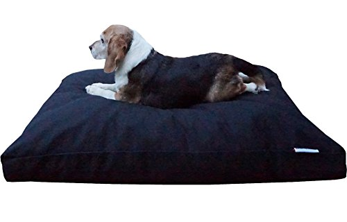 Dogbed4less Large Memory Foam Dog Bed Pillow with...