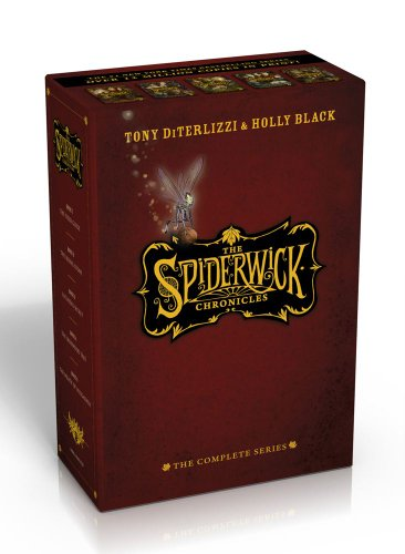 The Spiderwick Chronicles: The Complete Series: The Field Guide; The Seeing Stone; Lucinda's Secret; The Ironwood Tree; The Wrath of Mulgrath