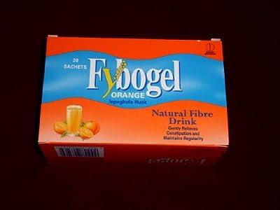 fybogel orange natural fibre drink 30 sachets