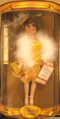 Collector's Choice Fashions of the Century 1920's Doll (Limited Edition)