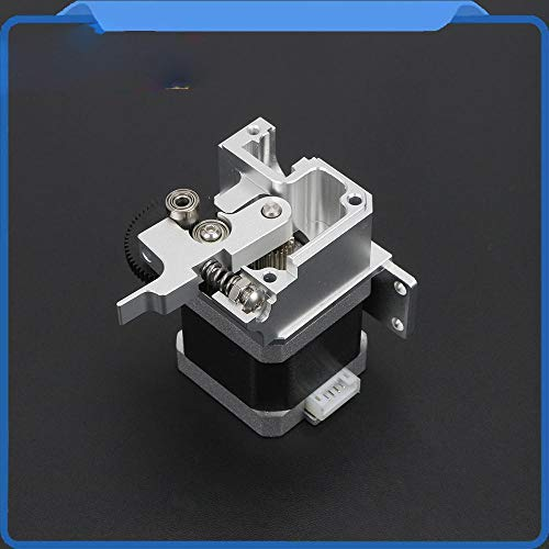Silver All Metal Titan Aero Extruder 1.75mm for Prusa I3 MK2 3D Printer for Both Direct Drive and Bowden Mounting Bracket Photo #3