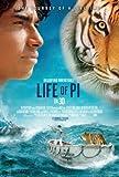 Life of PI – Film Poster Plakat Drucken Bild – 43.2 x