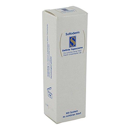 SULFODERM S getönte Tagescreme 25 ml
