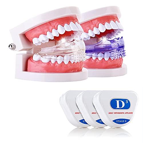 XLNB Denti Raddrizza Select, Raddrizza Denti Select, Raddrizza Denti Adulto Select, Raddrizza Denti Storti Select, Sorriso Denti Adulti Invisibili Ortodonzia,D1 D2 D3