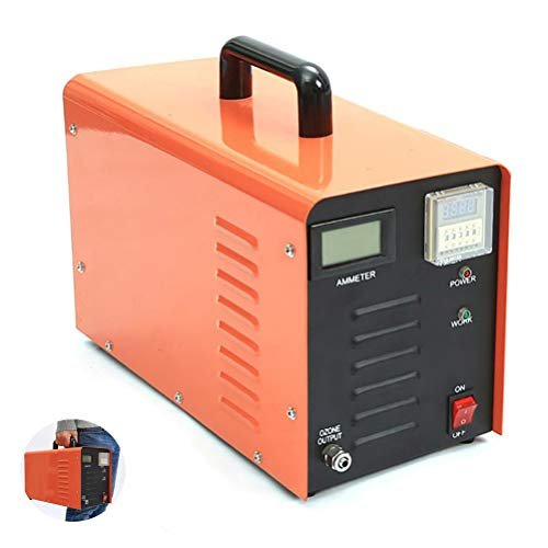 Oz3 Generador de ozono Comercial, purificador de Aire Profesional O3 Desodorizador de...