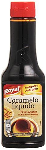Royal Caramelo Líquido - Botella de 400 g