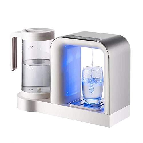 LMDH Water Dispenser Intelligent Touch Speed Hot Desktop Water Dispenser Smart Panel Huishoudelijke Zuiver Water van Barreled pijpleidingspomp