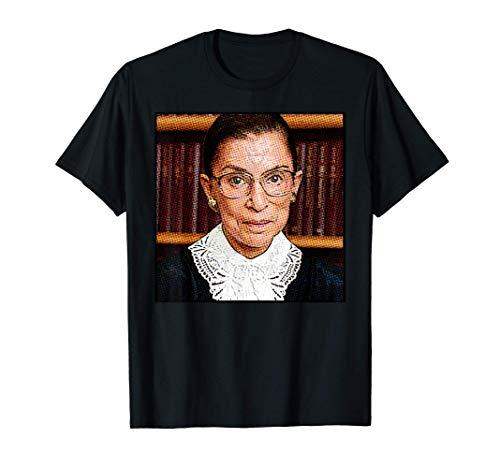 RUTH BADER GINSBURG RBG icono feminista Supreme Court Meme Camiseta