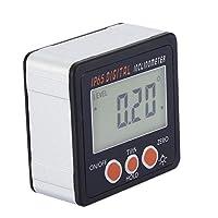 産業機器産業用デバイス用の幅広いアプリケーション電子傾斜計、電子分度器、実用的な電子レベルボックス