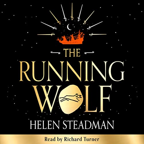 The Running Wolf cover art