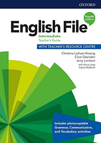 English File Intermediate Teacher's Guide with Teacher's