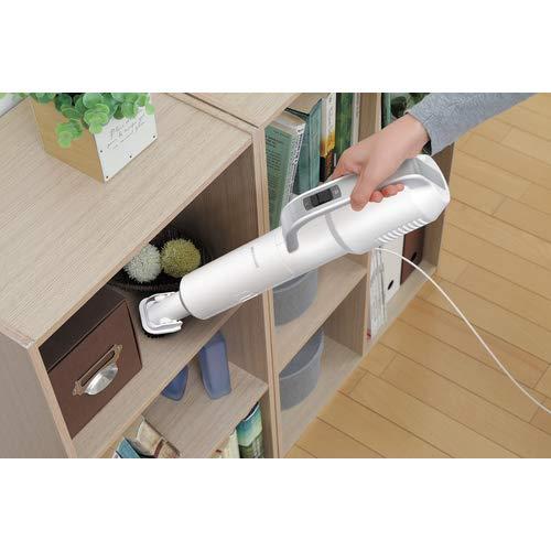 アイリスオーヤマ掃除機コード式紙パック軽量スティッククリーナー2WAYIC-SB1ホワイト