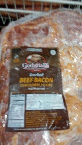 Godshall's Beef Bacon Slab (7 Lb)