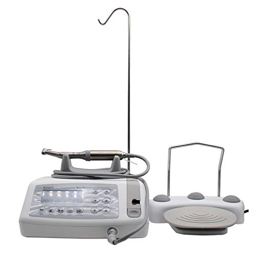 Dental Implant Motor Machine Korea Original Ki-20 Implant System Dentist Equipment with 1 Pcs LED Contra Angle Handpiece Kit