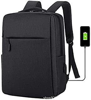 Super Slim Laptop Backpack Men Anti Theft Backpack Waterproof College Backpack Travel Laptop Backpack for Men Business Lap...